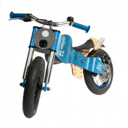 Balance Bike SOLO Blue