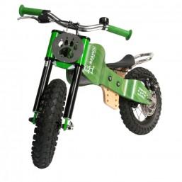 Bici senza pedali TERRA Verde