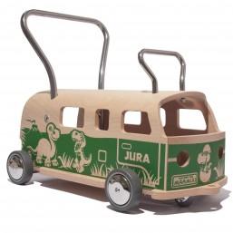 Lauflernwagen BALÒSS JURA Grün