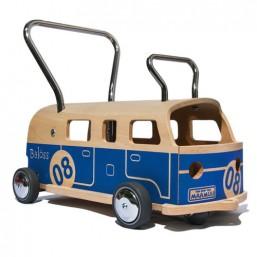 """Lauflernwagen BALÒSS """"8"""" Blau"""
